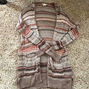 Billabong grandpa cardigan